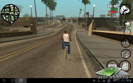 Grand Theft Auto: San Andreas v1.08 [мод много денег] + GTA: San Andreas Cheater v2.1