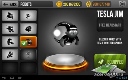 Robot Rush for Tango v1.0.5 [свободные покупки]