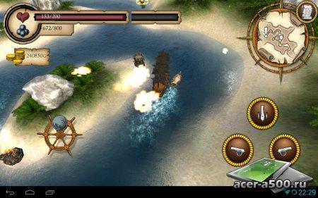 Pirate Dawn (Alpha) v0.6 [свободные покупки]