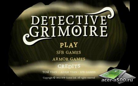Detective Grimoire v1.0.0