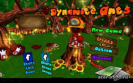 Dynamite Ants v1.0.1