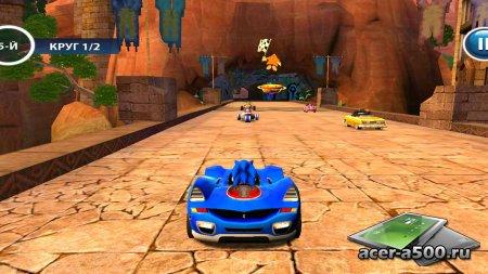 Sonic Racing Transformed v531960