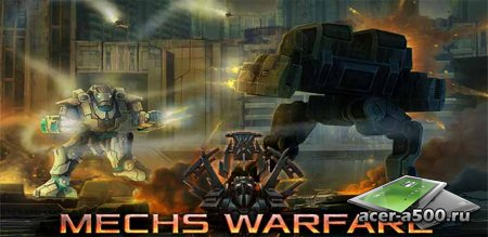 Mechs Warfare v0.4.406 [��������� �������]