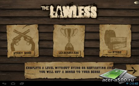 The Lawless (Full) v1.1.1