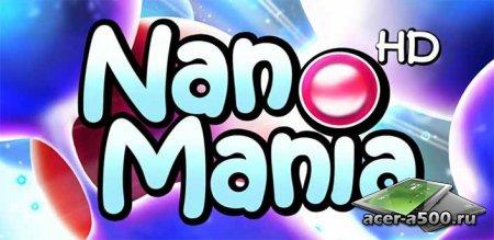 Nano Mania v1.0 [мод]