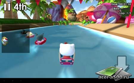 Hello Kitty� Kruisers v1.3 [��������� �������]