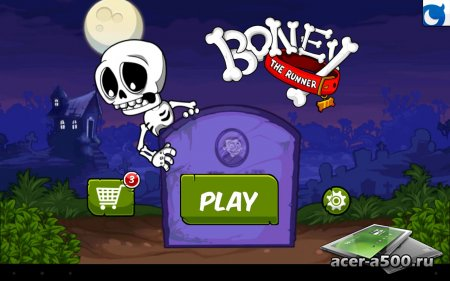 Boney The Runner v1.3.1 [свободные покупки]
