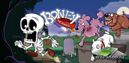 Boney The Runner v1.3.1 [��������� �������]