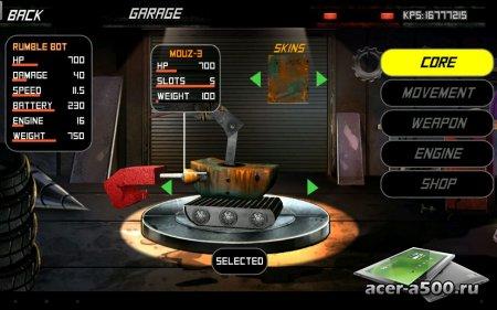 Rumble Bots v1.004 [свободные покупки]