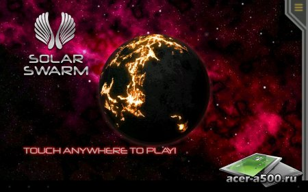 Solar Swarm v1.0 [мод]