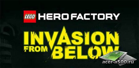 LEGO® Hero Factory Invasion