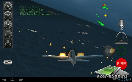 Pacific Navy Fighter C.E. v3.2