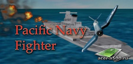 Pacific Navy Fighter C.E.