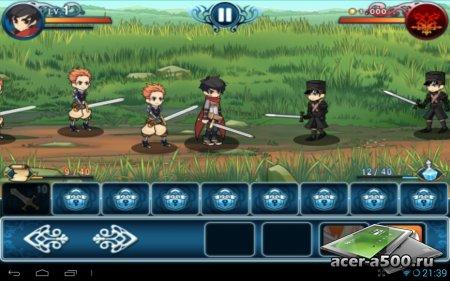 Heroes Of The Kingdom v1.2 [свободные покупки]
