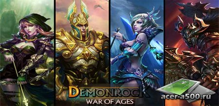 Demonrock: War of Ages v1.05 [��������� �������]