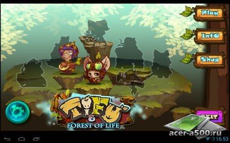 Tify-forest of life v1.3 [свободные покупки]
