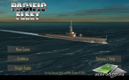 Pacific Fleet v2.08