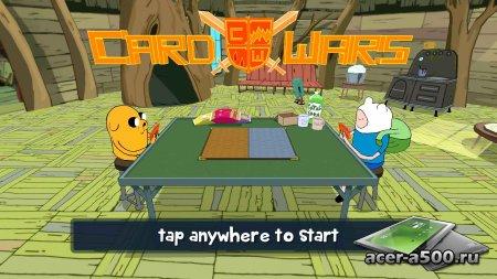Card Wars - Adventure Time v1.0.7 [свободные покупки]