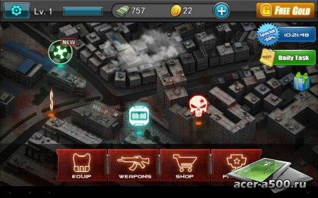 Zombie Assault:Sniper v1.02 [свободные покупки]