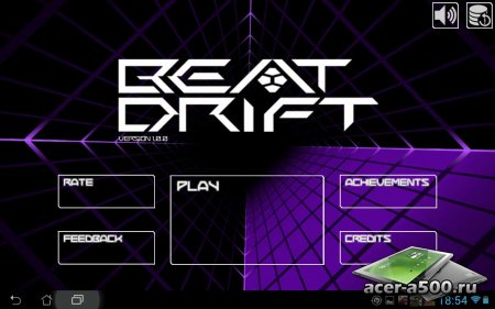 BEAT DRIFT v1.0.0