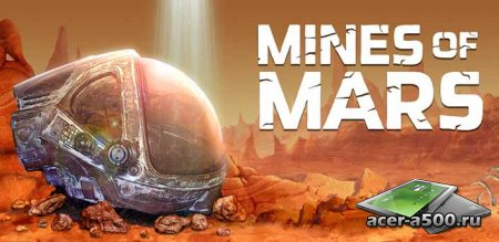 Mines of Mars Scifi Mining RPG v1.0711