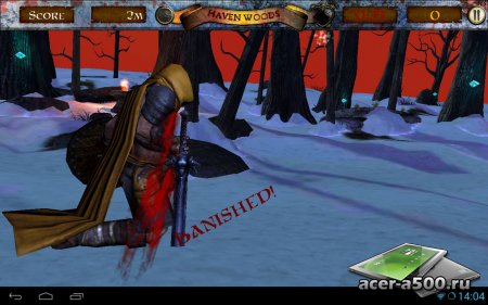 Infinite Warrior v1.002 [свободные покупки]