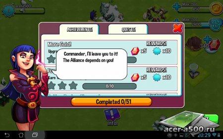 Battle Heroes:Clash of Empires v1.0.3 [свободные покупки]
