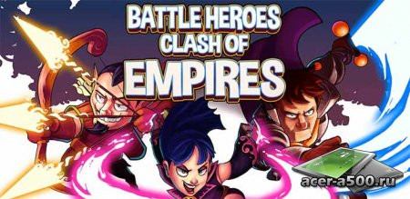 Battle Heroes:Clash of Empires