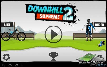 Downhill Supreme 2 v1.0 [свободные покупки]