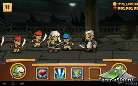 Myth of Pirates v1.1.5 [свободные покупки]