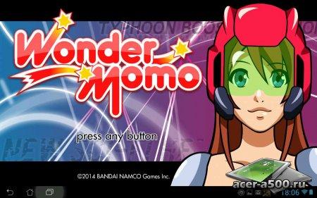 Wonder Momo: Typhoon Booster v1.0.13 [свободные покупки]