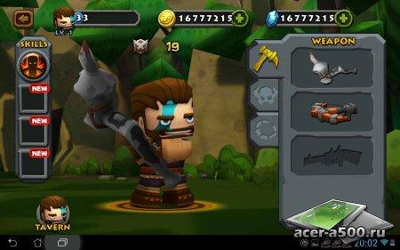 Call of Mini™ Dino Hunter v3.1.7 [свободные покупки]