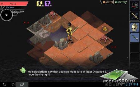 Shattered Planet (RPG) v1.491 [свободные покупки]