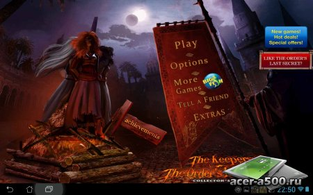 The Keepers: Last Secret CE (Full) v.1.0.0