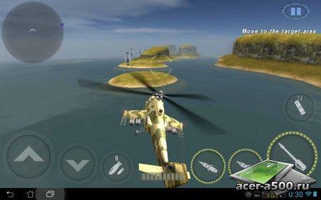 GUNSHIP BATTLE: Helicopter 3D v2.2.51