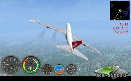 Boeing Flight Simulator 2014 v4.3 [свободные покупки]