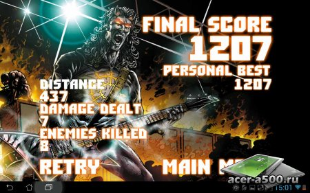 Eternal Descent: Metal Heroes v1.3