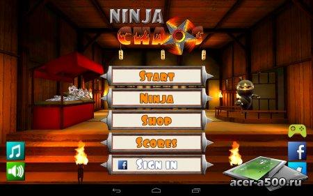 Ninja Chaos v1.2 [свободные покупки]