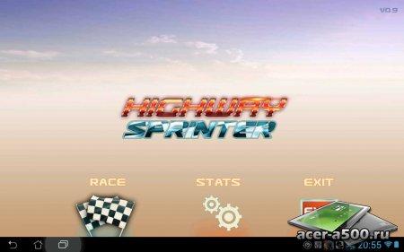 Highway Sprinter v0.99 [свободные покупки]