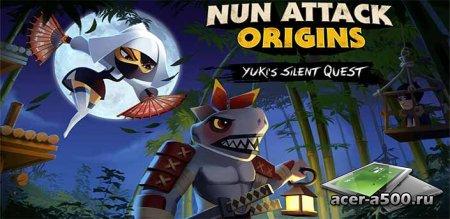 Nun Attack Origins: Yuki v1.02 [мод]