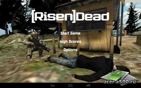 Risen Dead v1.0 [мод]