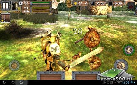 Heroes and Castles v1.00.11 [свободные покупки]