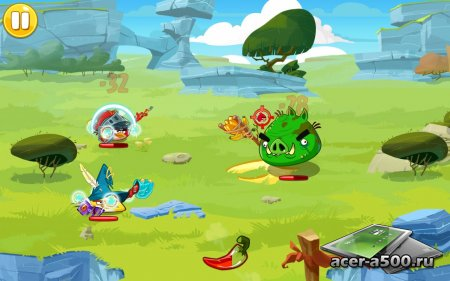 Angry Birds Epic v1.2.5 [��������� �������]
