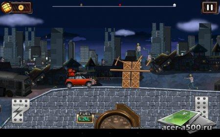 Monster Dash Hill Racer v1.6 [свободные покупки]