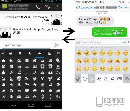 Emoji Keyboard-Emoticon (Emoji для Android)