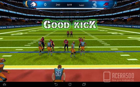Fanatical Football v1.6 [свободные покупки]