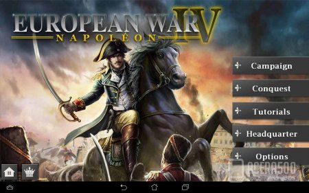 European War 4: Napoleon v1.0.0