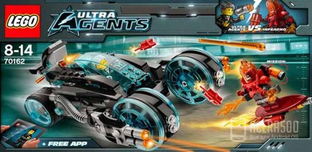 LEGO® ULTRA AGENTS