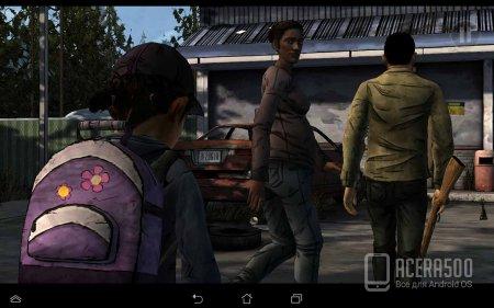 The Walking Dead: Season Two русская версия 1.31 (5 эпизодов)
