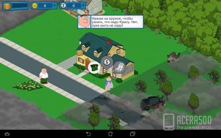Family Guy: В Поисках Всякого v1.18.5 [мод свободные покупки v1.15.0]